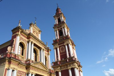 Salta by day...