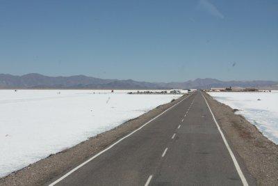 And now salt flats!