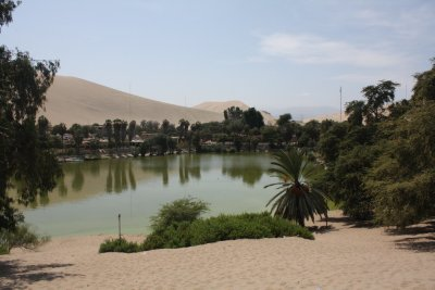 Oasis of Huacachina