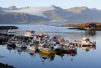 ostfjorde fischerboote