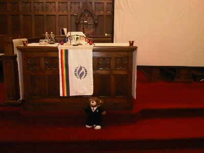 Agape at Windsor by altar Feb 13