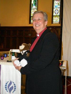 Agape and Rev. Martha Windsor MCC