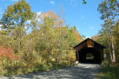 Martin's Mill Covered Bridge