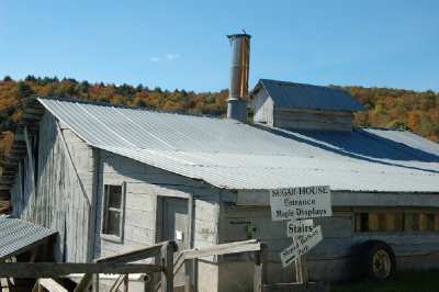 Sugarbush Farm - The Sugar Making Barn