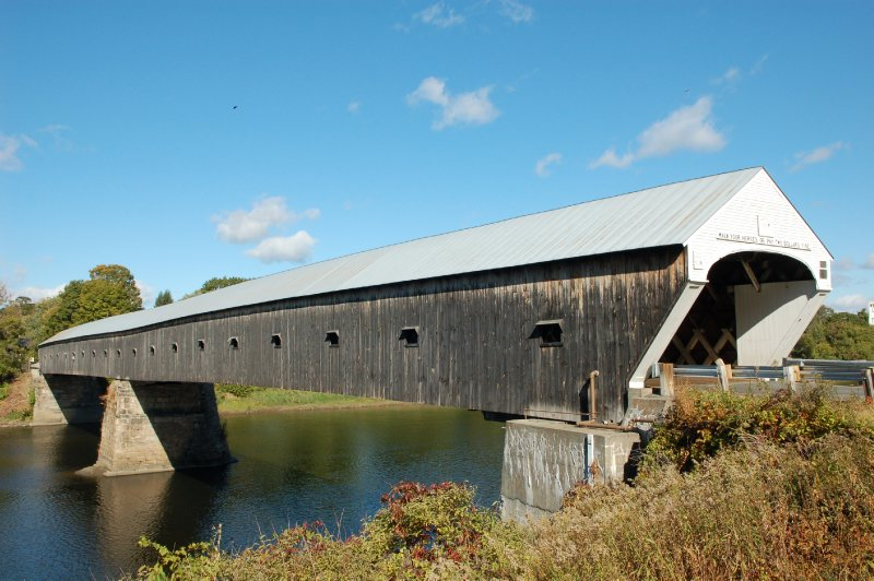 Windsor-Cornish Covered Bridge