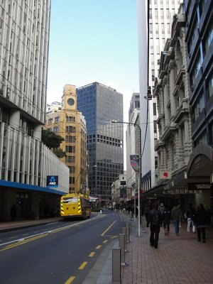 Wellington CBD
