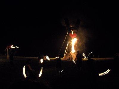 Kiwiburn Burning Man