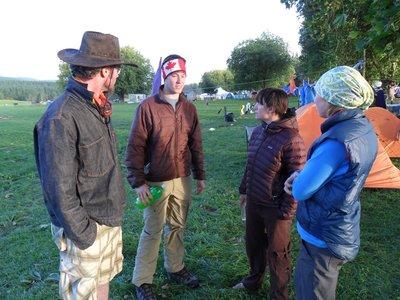 Kiwiburn Campmates