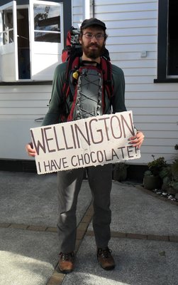 Wellington - I Have Chocolate