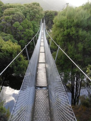 Rakiura Swing Bridge