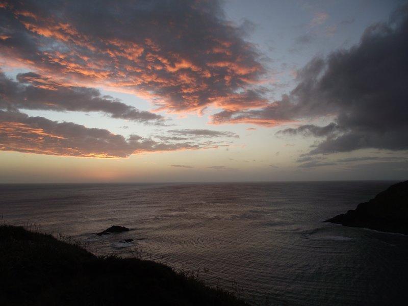 Tasman Sunset