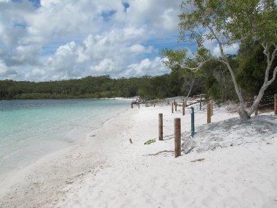 Lake McKenzie- Fraser Island