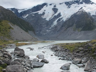 The Hooker Valley