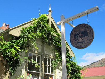 Quaint building at Arrowtown