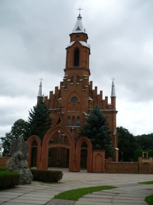 Church in Kernave