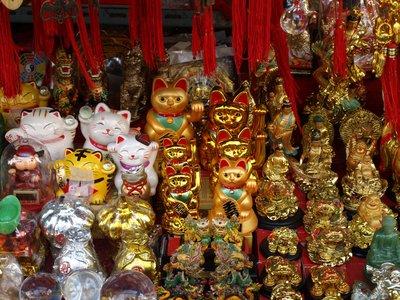 Chinatown tourist crap