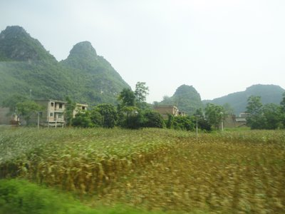 Karst Peaks, Guangxi