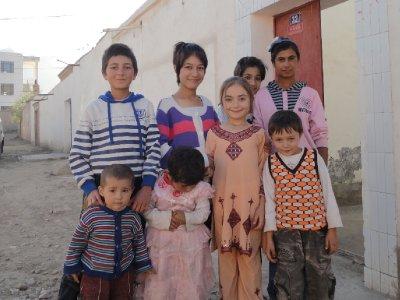 Tashkurgan Kids