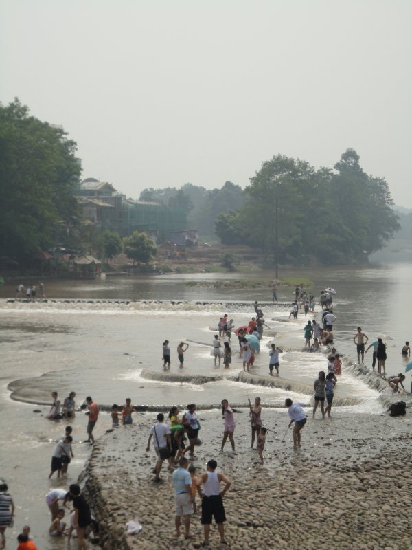 Pingle River