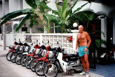 """Pattaya motorbike business"""