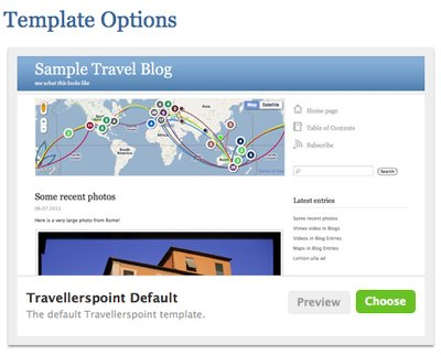 Travellerspoint Default