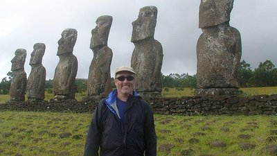 Gary Arndt on Easter Island