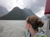 Milford Sound profile small