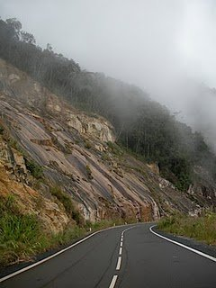 Rugged Mountain Roads