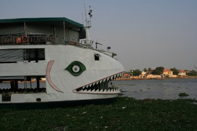 Shark Boat Restaurant