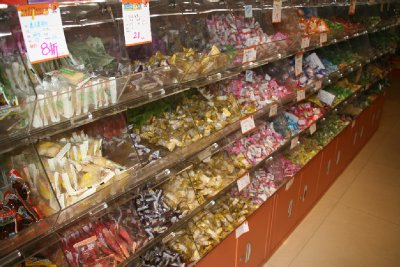 China's Love of Tiny Sweet in Tiny Packets