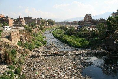 Rubbish Dump River