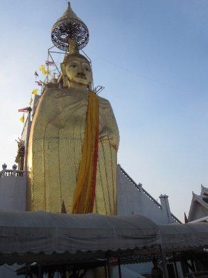45 Metre Standing Buddha