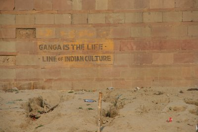 Ganga is the Lifeline of Indian Culture