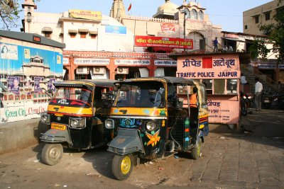 Pink City Autorickshaws