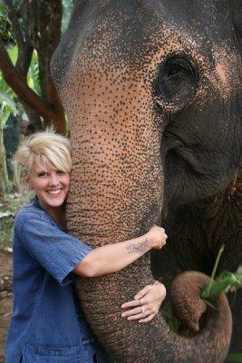 My First Elephant Hug