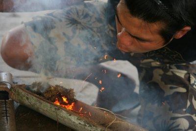 Cooking Tamarind Seeds