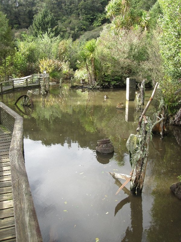 View of the Paradise Springs