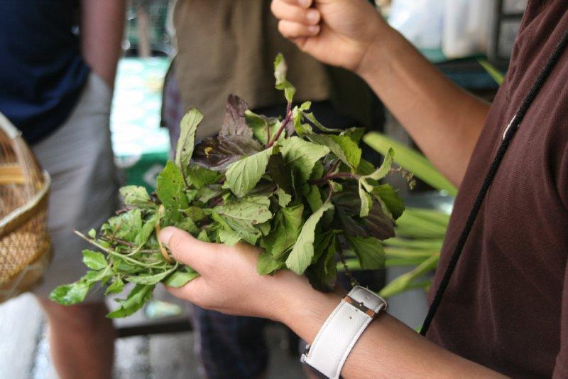Thai Basil, Tastes Like Tarragon