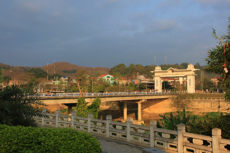 Bridge Border Crossing