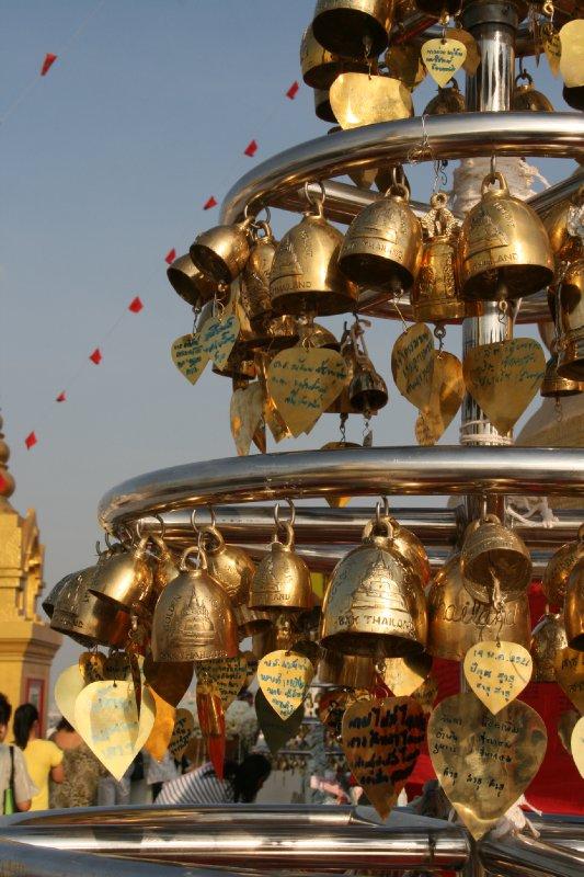 Bell Offering at Golden Mount