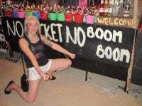 No Bucket No Boom Boom
