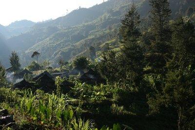 Morning in Mogomo