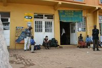 Butare bus station