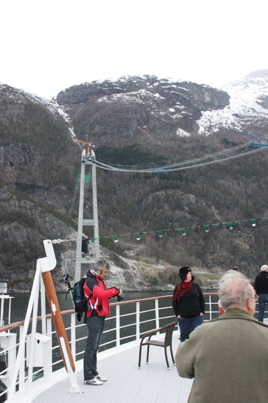New Hardanger Bridge