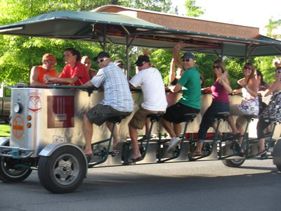 One mode of transportation in Bend, OR