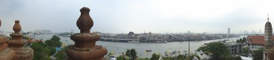 Views from Wat Arun