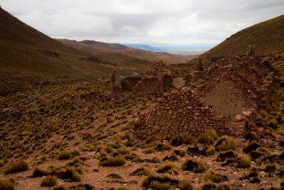 """Little Machu Pichu"" (Colonial Ruins)"