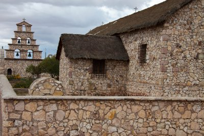 Church in a small town