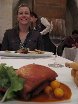 Dining in Arequipa's Top Restaurant