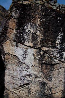 Inca Alter at Sayonmarka Ruins